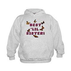 Best 'Lil Sister! (2-Sided) Hoodie