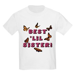 Best 'Lil Sister! (2-Sided) T-Shirt