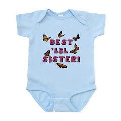 Best 'Lil Sister! Infant Bodysuit