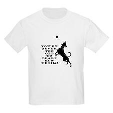 Old Dog New Tricks T-Shirt