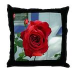 Flower #18, Throw Pillow