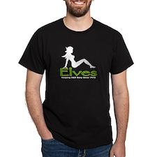 Elves Keeping DD Sexy T-Shirt