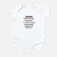Venezuela2010 Infant Bodysuit