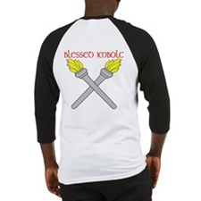 BLESSED IMBOLC Baseball Jersey