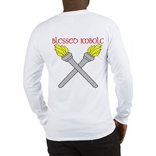 BLESSED IMBOLC Long Sleeve T-Shirt