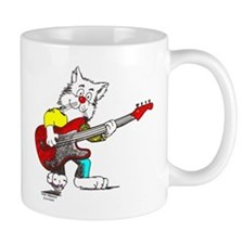 Bass Guitar Mugs Mug