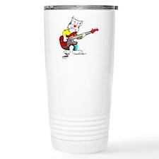 Bass Guitar Mugs Travel Coffee Mug