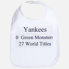 Funny Yankees baseball Bib