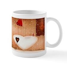 Heart and snow ~ Lore M's ill Mug