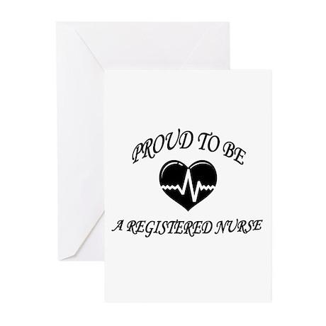 NURSING SUPERVISOR Greeting Cards (Pk of 10)