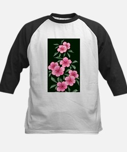 Japanese textile Cherry tree Tee