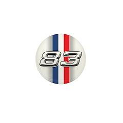 Cars 1983 Mini Button (100 pack)