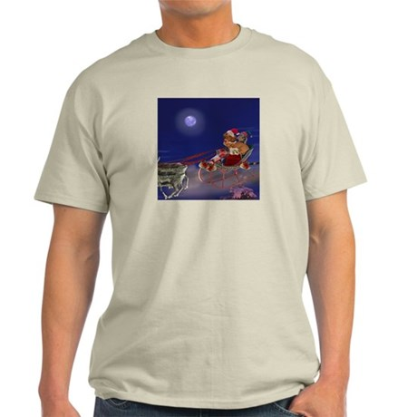 Sleigh Ride Light T-Shirt