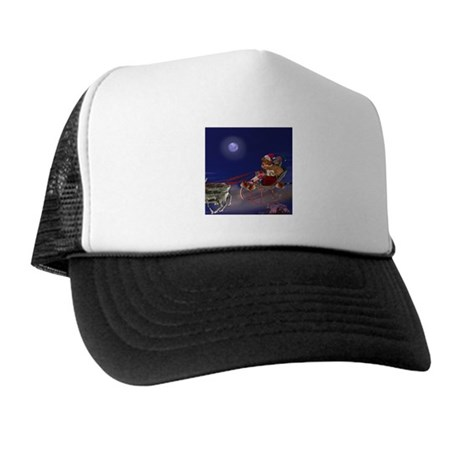 Sleigh Ride Trucker Hat