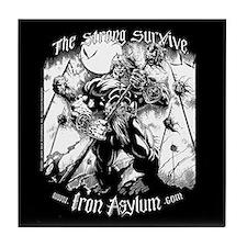 Iron Asylum - Impaler Tile Coaster