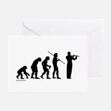 Flute Evolution Greeting Cards (Pk of 20)