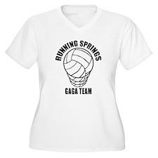 Running Springs Gaga Team T-Shirt