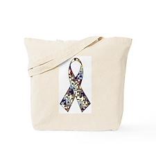 Hyperlexia Ribbon Tote Bag