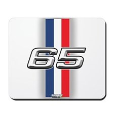 Cars 1965 Mousepad