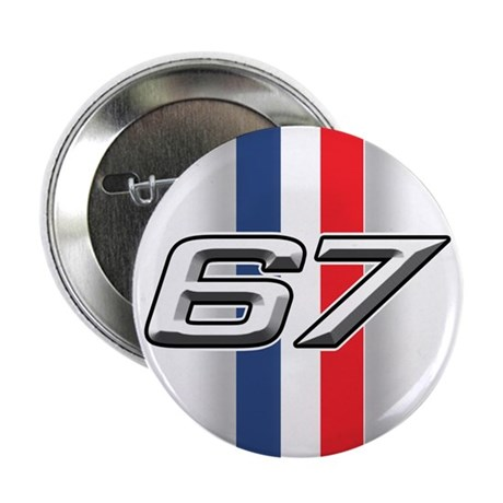 """Cars 1967 2.25"""" Button (10 pack)"""