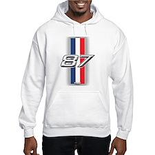 Cars 1987 Hoodie Sweatshirt