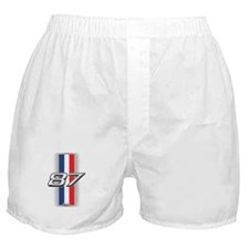 Cars 1987 Boxer Shorts