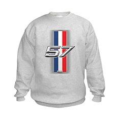 Cars 1957 Sweatshirt