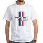 Cars 1970 White T-Shirt