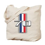 Cars 1970 Tote Bag
