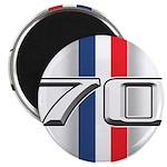 Cars 1970 Magnet