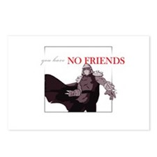 Cute Master shredder Postcards (Package of 8)