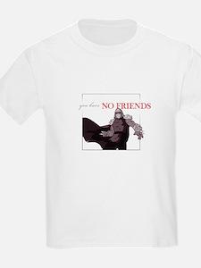 Master Shredder You Have No Friends T-Shirt