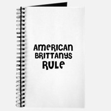 AMERICAN BRITTANYS RULE Journal