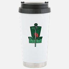 The Basket Stainless Steel Travel Mug