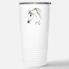 Cute Arabian horse Travel Mug