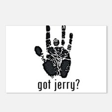 Got Jerry? Postcards (Package of 8)