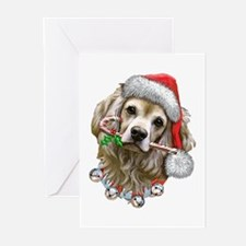 Cocker Spaniel, Toby Greeting Cards (Pk of 10)