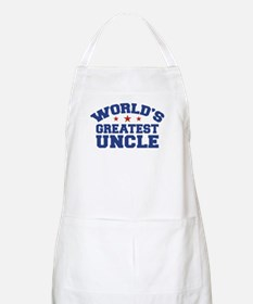 World's Greatest Uncle BBQ Apron