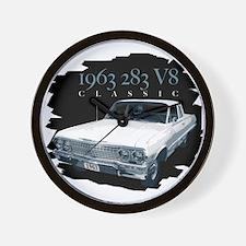 63 Classic Impala Wall Clock
