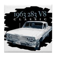 63 Classic Impala Tile Coaster