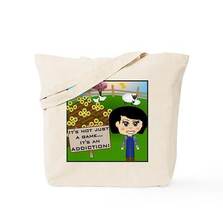 Addiction Tote Bag