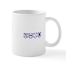 Eat Sleep Slay Shop Mug