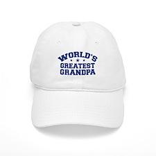 World's Greatest Grandpa Baseball Cap