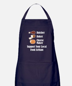 Food Artisan Apron (dark)
