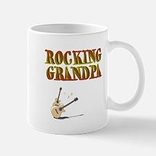 Funny Guitar grandpa Mug