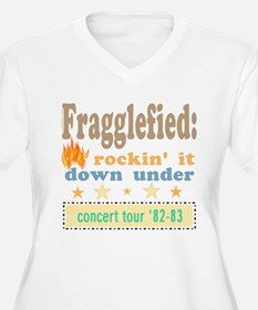 FraggleFied: Rocking it! T-Shirt