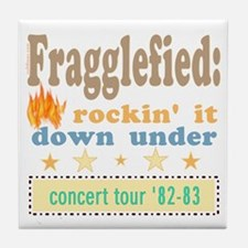 FraggleFied: Rocking it! Tile Coaster