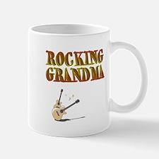 Unique Guitar grandpa Mug