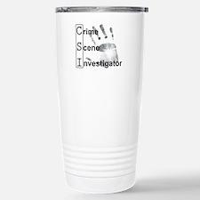 CSI Stainless Steel Travel Mug
