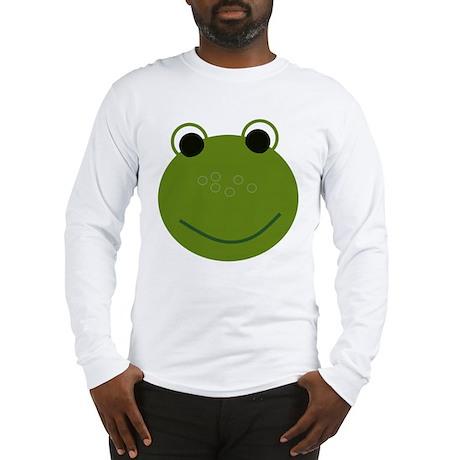 Frog Long Sleeve T-Shirt